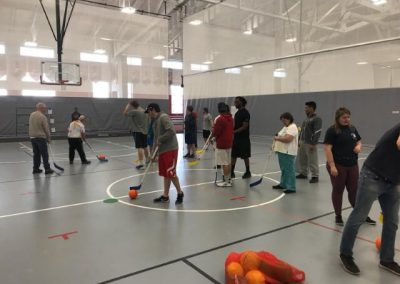 Six Points Group Activity