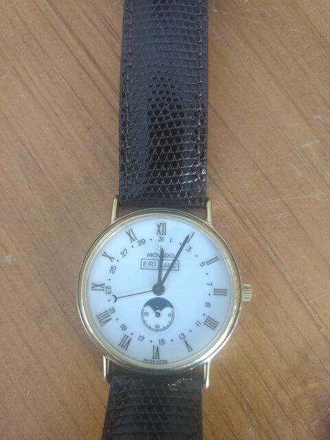 Men's Movado Watch MMW122120 sold