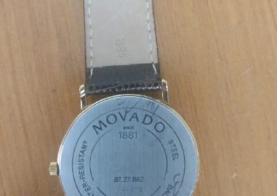 Handsome Men's Movado Watch