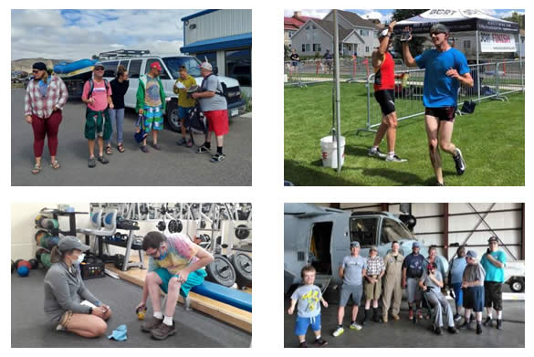2021 Q3 Rafting Hi Tri CO Fitness Osprey Tour